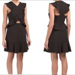 NWT BCBG MaxAzria Careen Little Black Dress Sz 6
